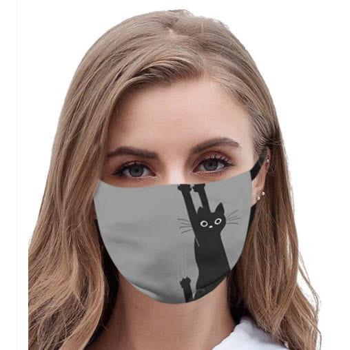 Waschbare Stoffmaske Hang Loose