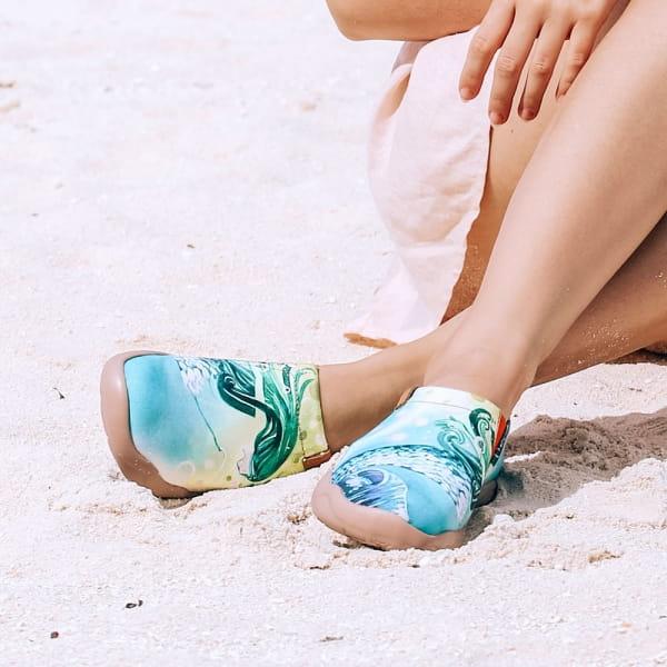 UIN Mermaid Slipper