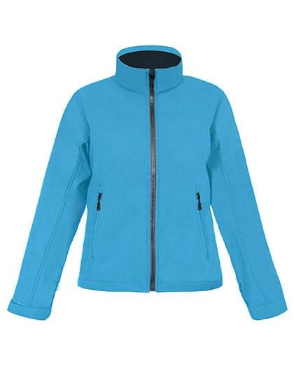 Softshell Jacke C+ Blau