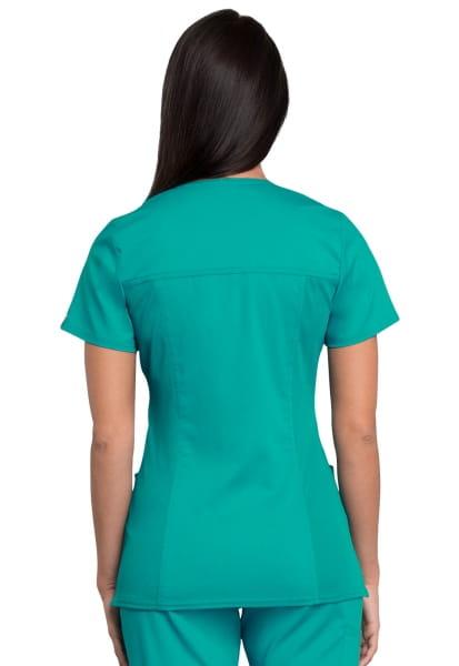 Cherokee Revolution Tech Tunique Turquoise