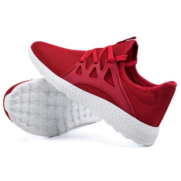 LazySneaker Plus Rouge