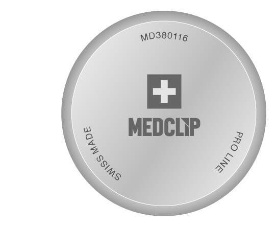 SWISS MedClip Bronze