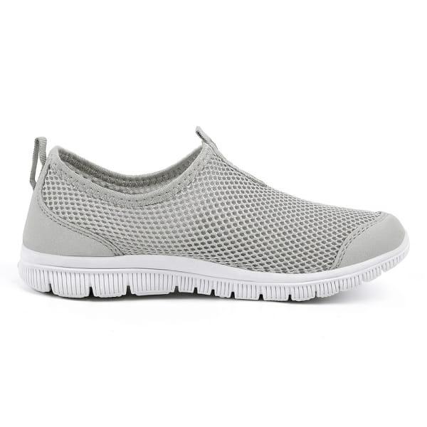 EasySneaker Pastell-Grau