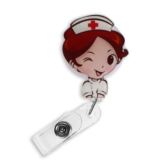 Badge-Halter Krankenschwester