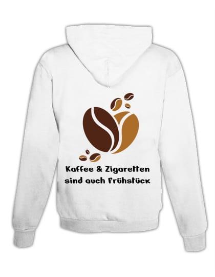 """Hoodie """"Café & Cigarettes"""""""
