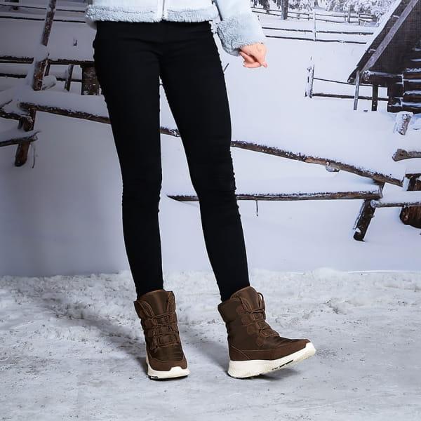 Comfort Winter Boot Braun