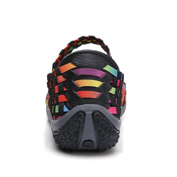 Rainbow Slipper