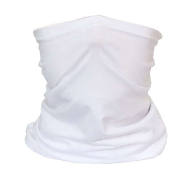 Halsschlauch inkl. 5 Filter Weiss