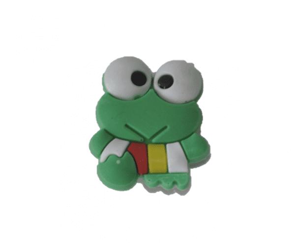 Schuh Pin Frosch 1