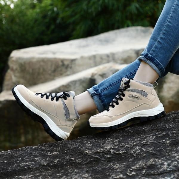 Rock Sneaker Beige