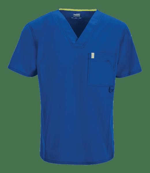 CodeHappy Tunique Bleue foncé