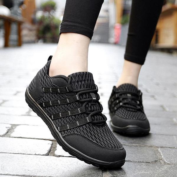 Chaussure de marche Noir
