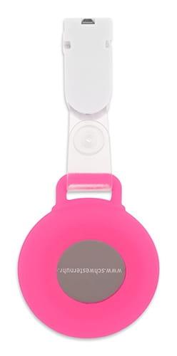 "Silikon Clip ""Pink"""