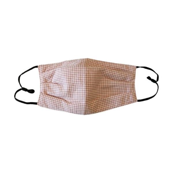 Waschbare Stoffmaske Caro