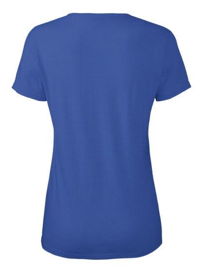 T-Shirt NACHTWACHE Blau