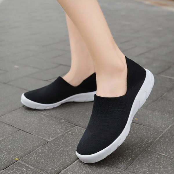 Soft Sneaker Noir