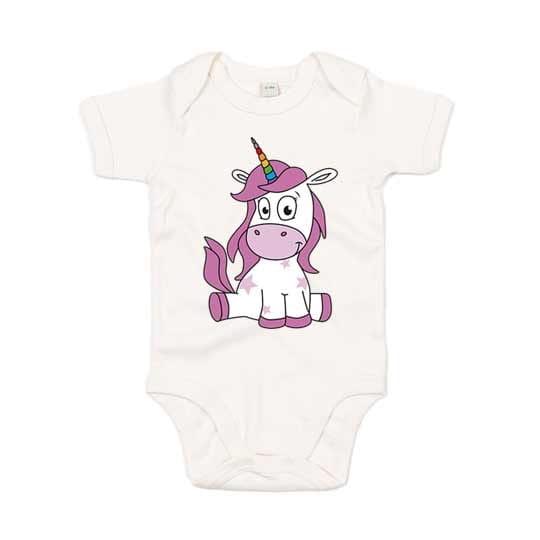 Baby-Body Einhorn