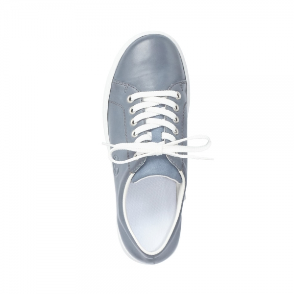 Rieker Chaussure de confort à lacets - Marine