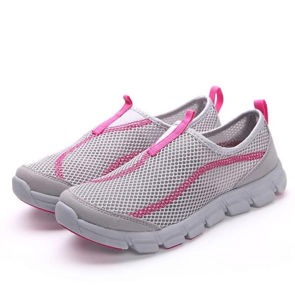 EasySneaker Trek Hellgrau