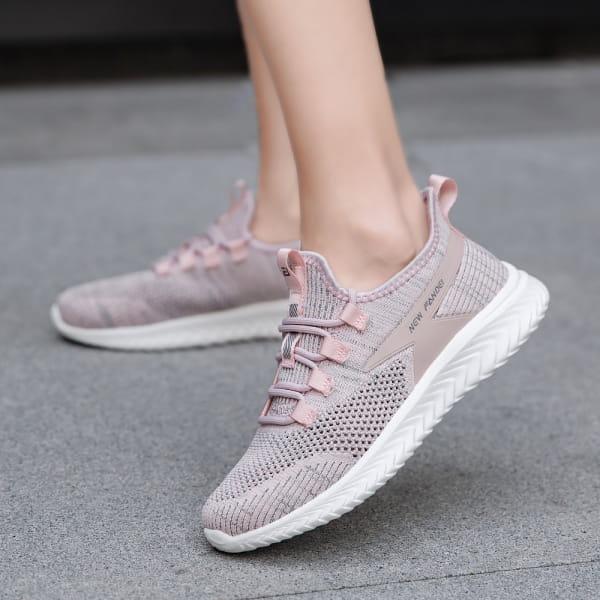 Running Blush Sneaker