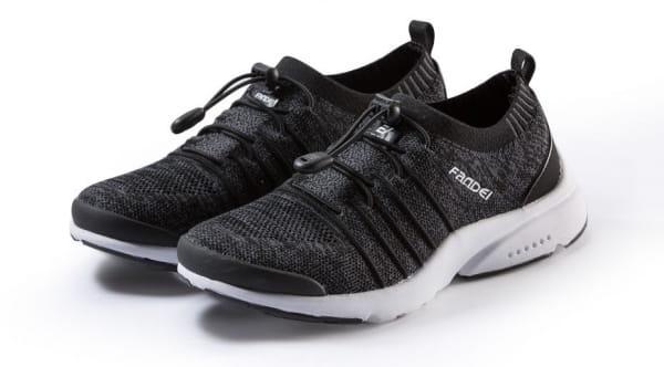 WalkingSneaker Black