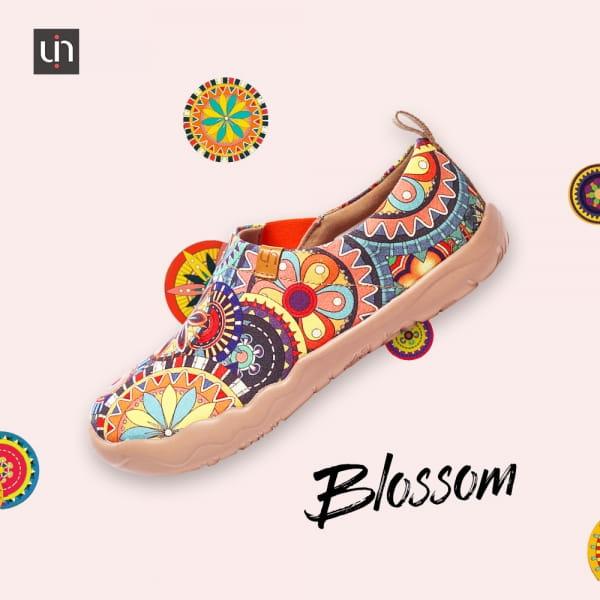 UIN Blossom Slipper