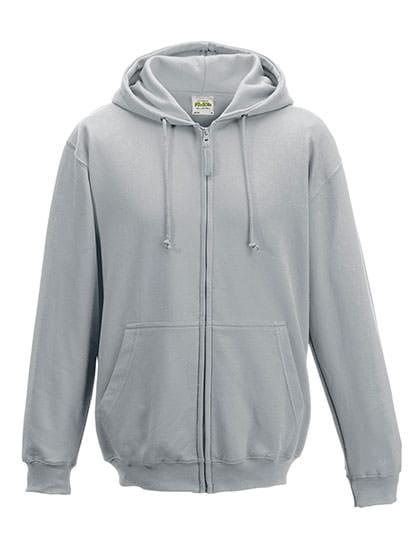Sweat Jacket - Hoddie Grau