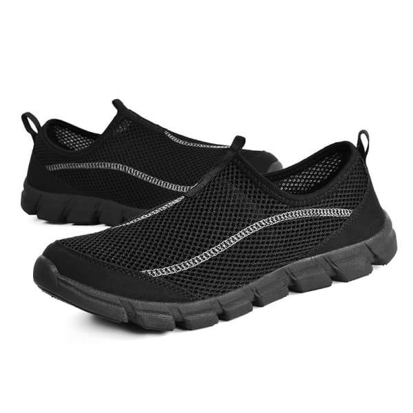 EasySneaker Trek Schwarz