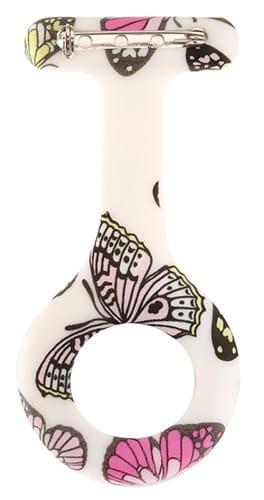 Silikonhülle für Schwesternuhr Schmetterling