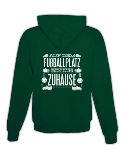 "Hoodie ""Fussballplatz"""