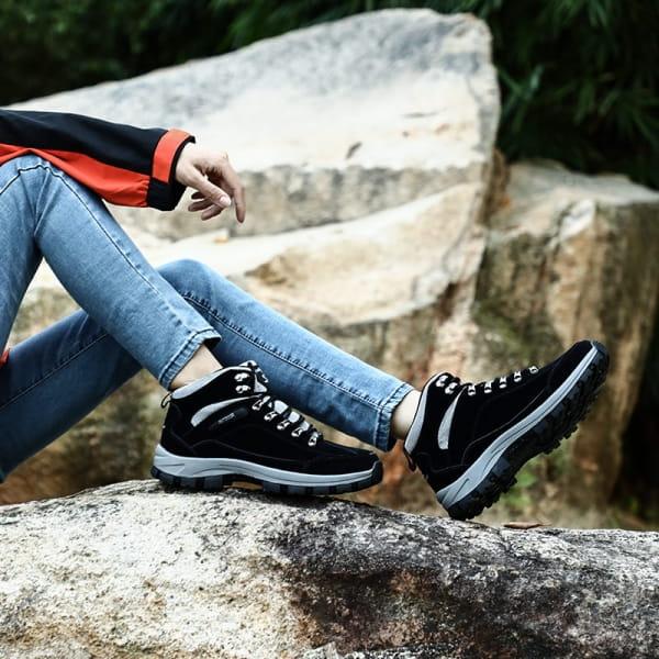 Rock Sneaker Schwarz
