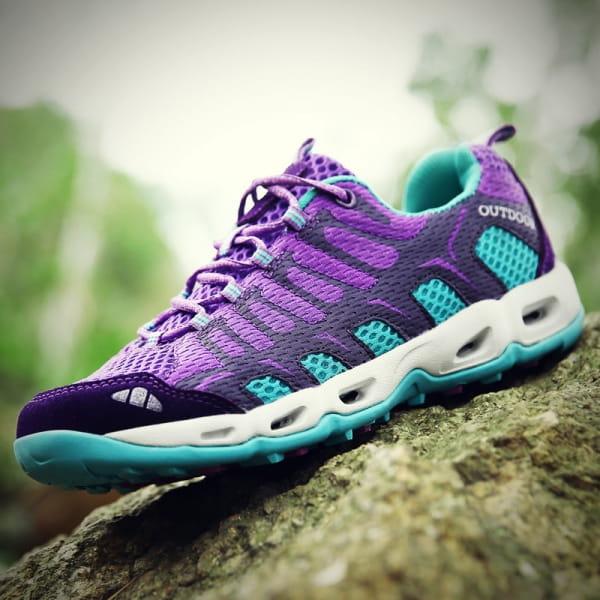 Trekking Sneaker Violet