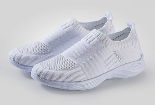 LightSneaker Blanc